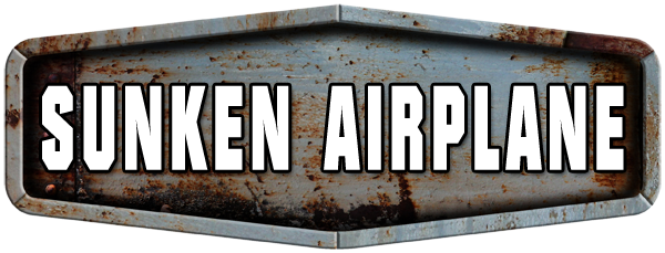Sunken Airplane