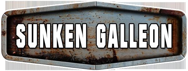 Sunken Galleon